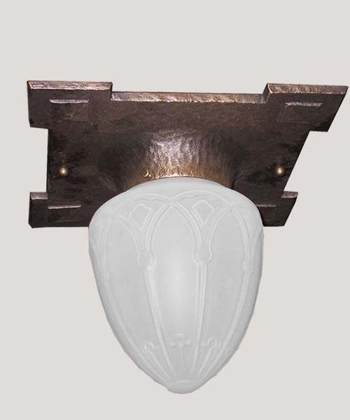 1200J - Flush Mount/Outdoor Lighting - Ceiling