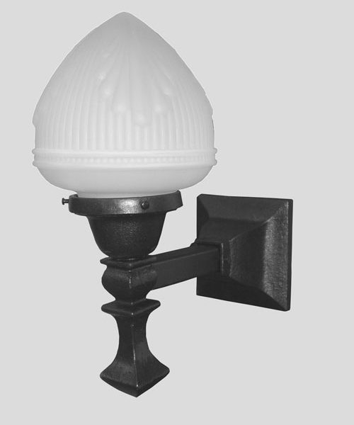 606J - Outdoor Lighting - Wall