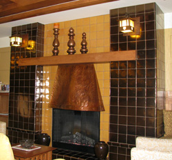 F-2004 - Fireplace Range Hoods