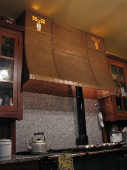 R-2003 - Fireplace Range Hoods